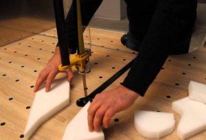 Ленточная раскройная машина или дисковый нож для раскроя ткани?