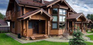Какие проекты используются при возведении деревянных домов