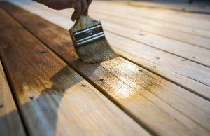 Пропитка для защиты древесины