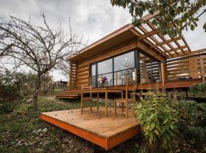 Проектируем рациональный дачный дом
