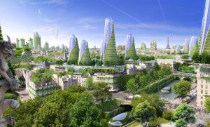 В Турции построят город будущего