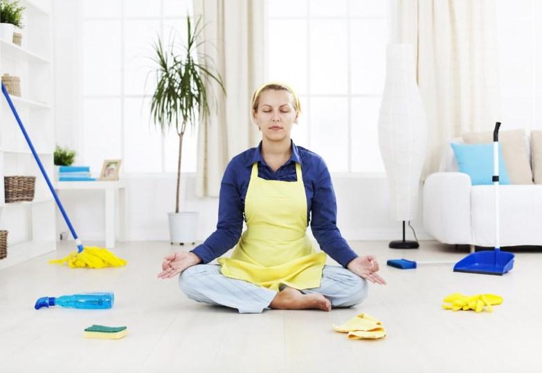 Чистота в доме — здоровье его хозяина