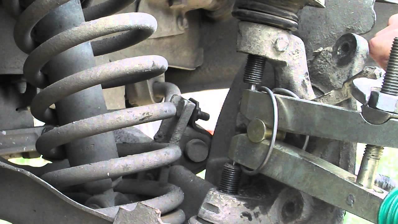 Съёмники для шаровых опор: удобный прибор способный упростить ремонт