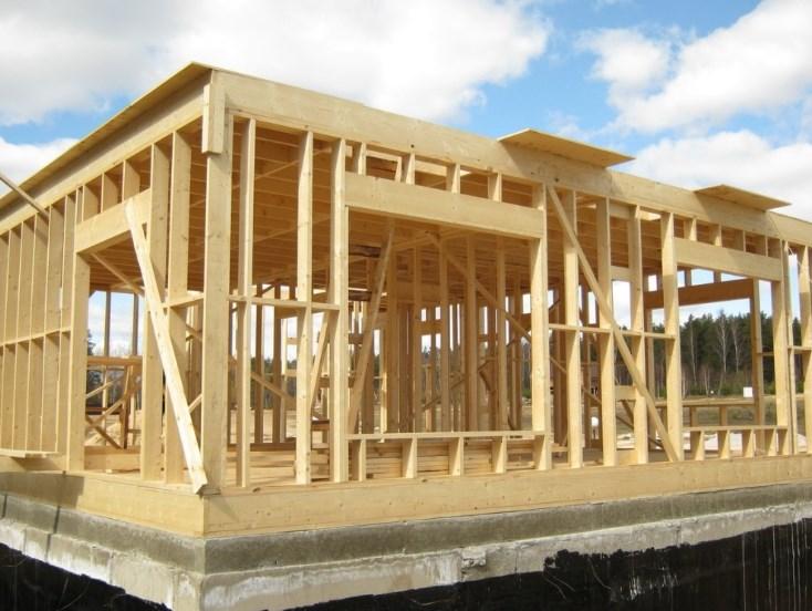 Строим дом по каркасной технологии