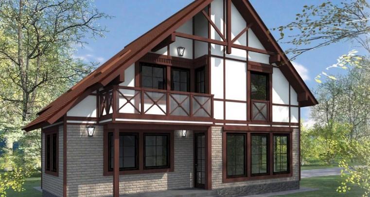 Кирпичный дом: символ успешности
