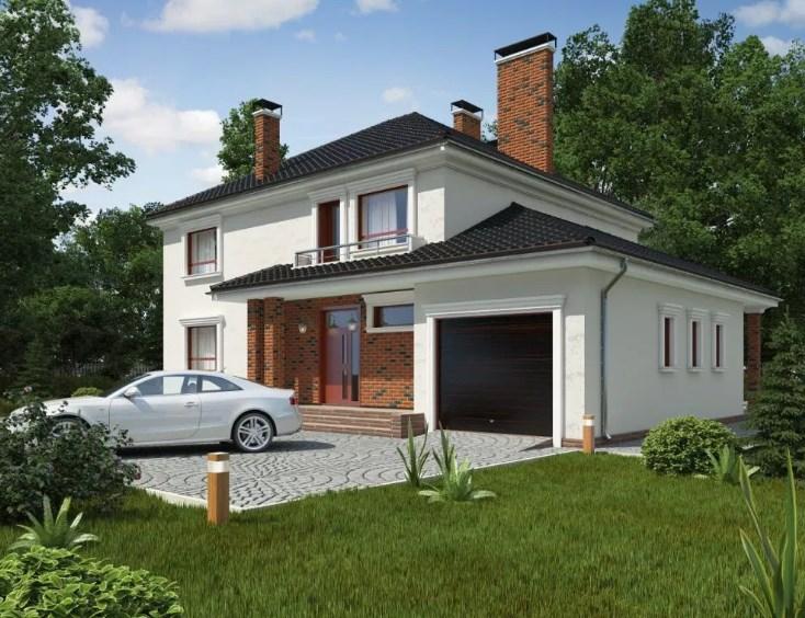 Как построить жилой дом с минимальными финансовыми затратами?