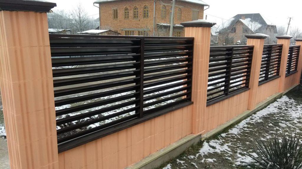 Идеальный забор для дачи