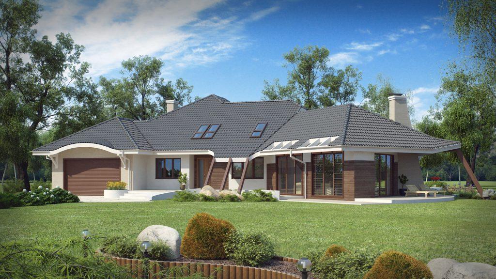 Как определиться с размерами загородного дома?