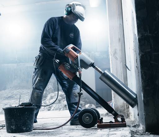 Алмазное сверление бетона — новая методика в строительстве