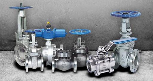 Основные элементы трубопроводной арматуры