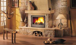 Камин как идеальный дополнительный источник тепла