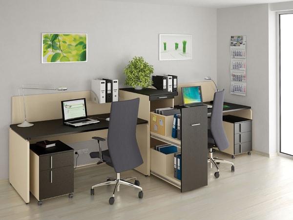 Рабочие столы – ключевой элемент успеха организации